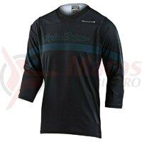 Tricou bicicleta Troy Lee Designs Ruckus factory black/gray 2020