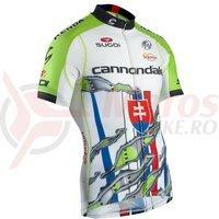 Tricou Cannondale Peter Sagan Hulk verde
