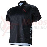 Tricou Cannondale Trigger Short Sleeve negru