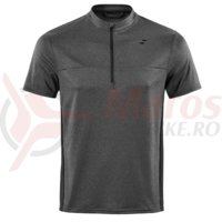 Tricou Ciclism Square Jersey Active S/S Grey