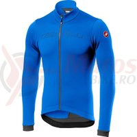 Tricou cu maneca lunga Castelli Fondo FZ albastru/antracit