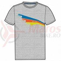 Tricou CUBE After Race T-Shirt track cyclist