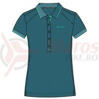 Tricou Cube After Race WLS Polo Shirt Classic