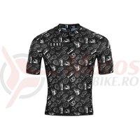 Tricou CUBE Blackline Jersey Bavaria Black