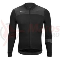 Tricou Cube Blackline Jersey L/S Black