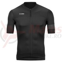 Tricou Cube Blackline Jersey S/S Black
