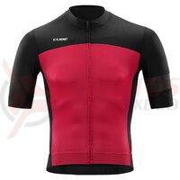 Tricou CUBE Blackline jersey S/S Black/Red