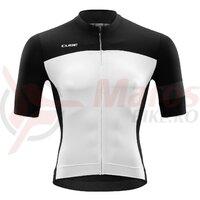 Tricou CUBE Blackline Jersey S/S Black/White