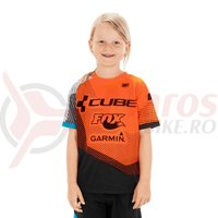 Tricou Cube Junior Edge S/S X Actionteam