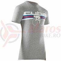 Tricou CUBE Stripes 11650