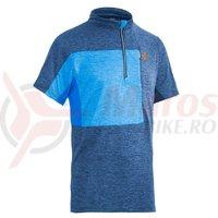 Tricou Cube Tour Free jersey albastru