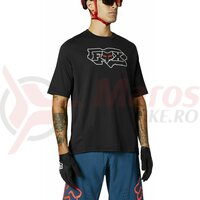 Tricou Fox Defend Ss Jersey [Blk]