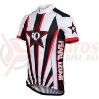 Tricou elite LTD barbati Pearl Izumi ride nippon white