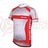 Tricou elite LTD barbati Pearl Izumi ride resonance white