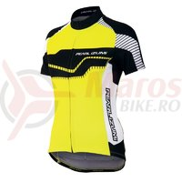 Tricou Elite LTD femei Pearl Izumi ride yellow