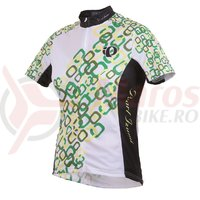 Tricou elite MTB LTD EU femei Pearl Izumi ride green circle