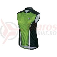 Tricou fara maneci select LTD femei Pearl Izumi ride sunset flake