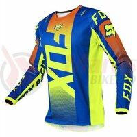 Tricou FOX 180 Oktiv Jersey [Blue]
