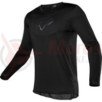 Tricou Fox Airline Jersey black