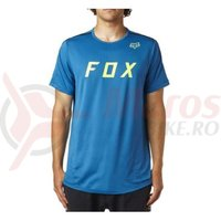 Tricou Fox Flexair Moth SS Knit blue