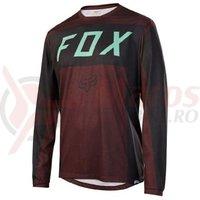 Tricou Fox Indicator LS Moth Jersey brgy