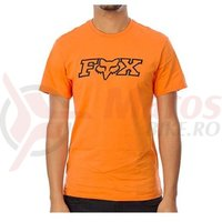 Tricou Fox Legacy Foxhead X SS Tee orange