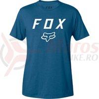 Tricou Fox Legacy Moth SS Premium Tee dst blue