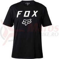 Tricou Fox Legacy Moth SS Tee black