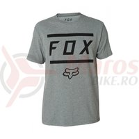 Tricou Fox Listless Airline SS Tee htr drk gry