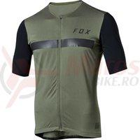Tricou Fox MTB-Jersey Ascent SS Jersey drk fat