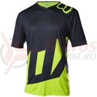 Tricou Fox MTB-Jersey Attack Jersey Florida yellow