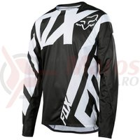Tricou Fox MTB-Jersey Demo LS Jersey black