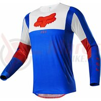 Tricou Fox Mx-Jersey 180 Race Airline Jersey White