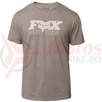 Tricou Fox Race Team SS Premium Tee stl grey