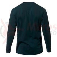 Tricou Fox Redplate 360 LS Airline Tee navy