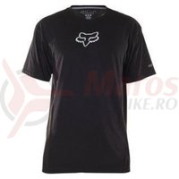 Tricou Fox Tournament SS Tech Tee black