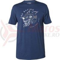Tricou Fox Win Sin SS Premium Tee lt indo blue