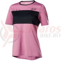Tricou Fox Womens Flexair SS jersey pur hz
