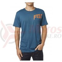 Tricou Fox Wound Out SS Tee heather blue
