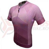 Tricou FUNKIER Farnia Pro Women S/S - Purple