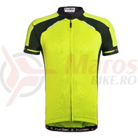 Tricou FUNKIER Firenze W Active SS dama - Verde lime