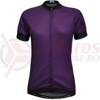 Tricou Funkier Parma Active Women S/S - Purple