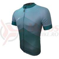 Tricou Funkier Piacenza-2 Pro Men S/S - Ocean Green