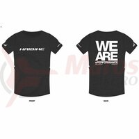 Tricou Haibike men  WeAre ePerformence black