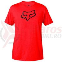 Tricou Legacy Fox Head SS Tee drk red