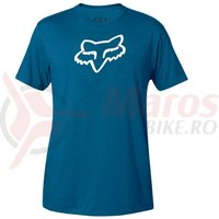 Tricou Legacy Fox Head SS Tee dst blue
