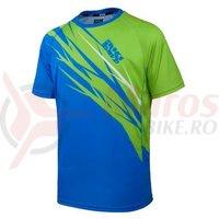 Tricou maneca lunga IXS Commod BC blue