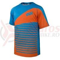 Tricou maneca lunga IXS Oss BC dark blue