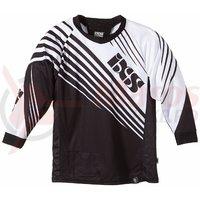 Tricou maneca lunga IXS Svelt Jr. black