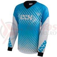 Tricou maneca lunga IXS Temp DH blue